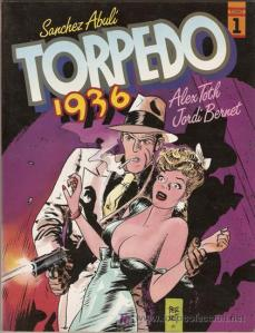 Cover for a TPB of Torpedo 1939