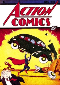 action comic 1