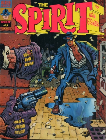 Spirit published by Warren #6
